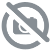 Bague MORGANNE BELLO or blanc Agathe Bleue